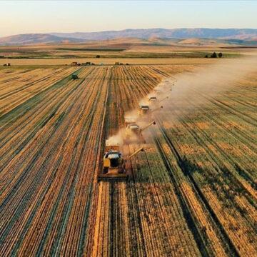 Kütahyalı çiftçilere 21,3 milyon TL'lik destek
