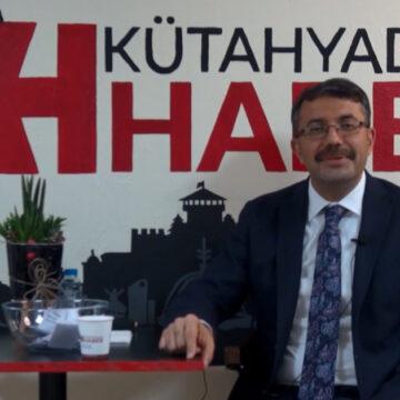 Kütahya'dan Haber'in konuğu: Kütahya Valisi Ali Çelik