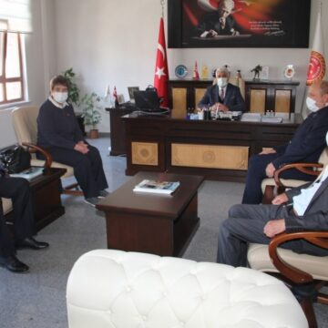 CHP'den Musa Yılmaz'a geçmiş olsun ziyareti