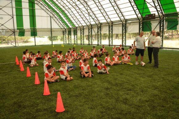 Gediz'de Yaz Spor Okulları başladı