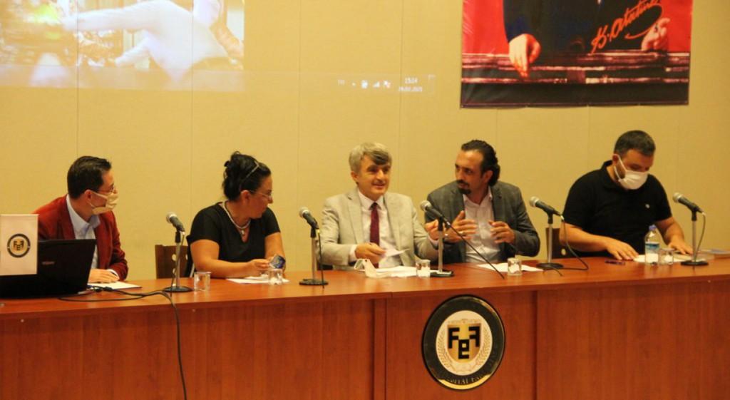 DPÜ'de Hacı Bektaş Veli'yi anma etkinliği