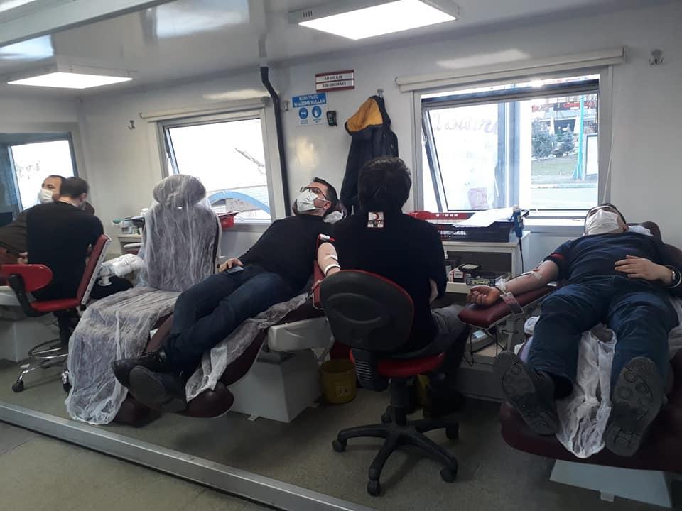 Türk Kızılay Emet'te kan bağışı toplayacak