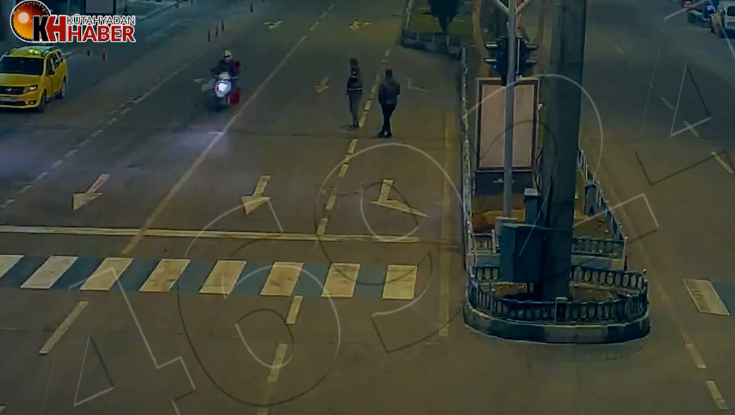 Bir anlık dalgınlık… İki farklı kaza! (VİDEO HABER)